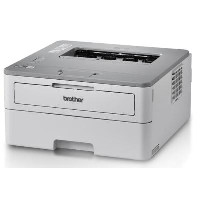 兄弟(brother)HL-B2000D 黑白激光打印机 双面打印 按需供粉系列 官方认证 HL-B2000D(双面打印按需供粉)